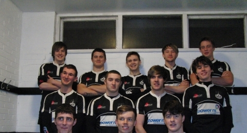 Ards RFC - Ulster Bank League 2B banner image 2