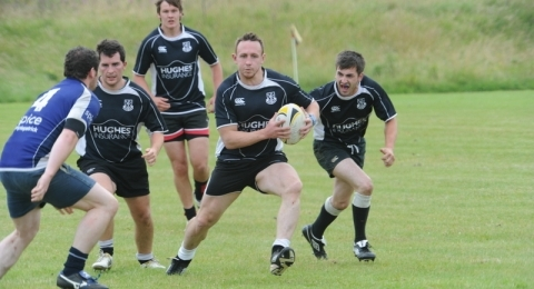 Ards RFC - Ulster Bank League 2B banner image 6