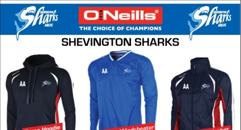Shevington Sharks ARLFC banner image 2