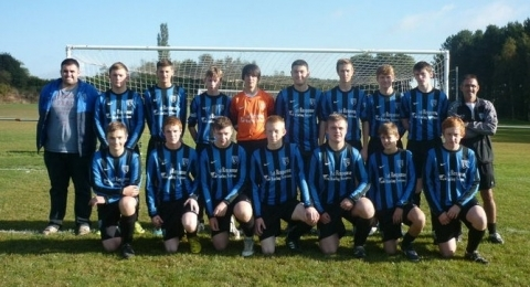 Selston Football Club banner image 9