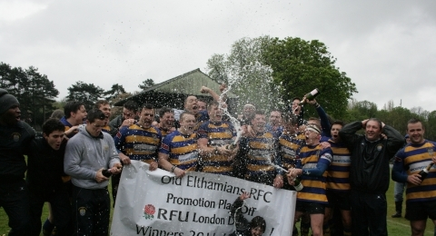 Old Elthamians RFC banner image 4