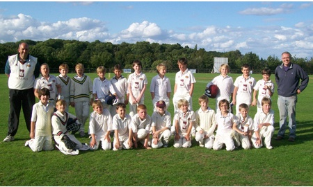 Cookham Dean CC Colts banner image 2