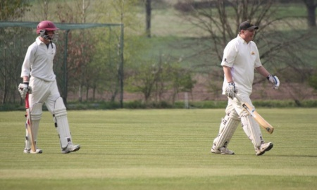 Wishaw Cricket Club banner image 4
