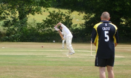 Wishaw Cricket Club banner image 3