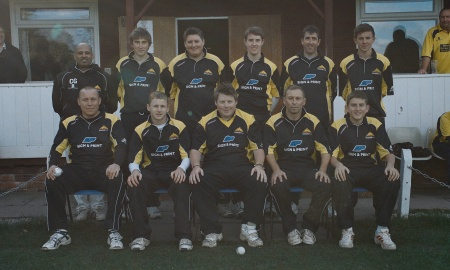 Wishaw Cricket Club banner image 5