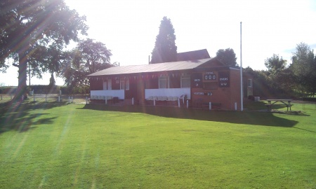 Wishaw Cricket Club banner image 2