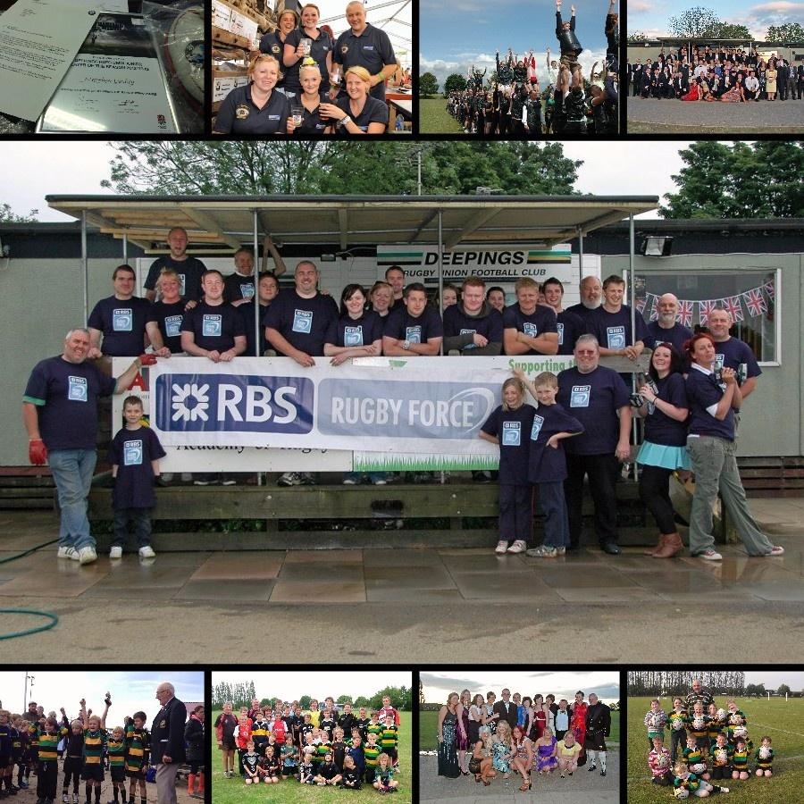 Car Boot Kilmarnock Rugby Club: Deepings Rugby Union F.C