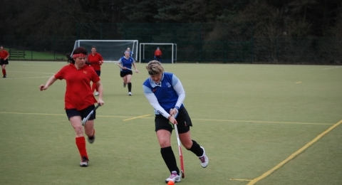 DURSLEY LADIES HOCKEY CLUB banner image 9
