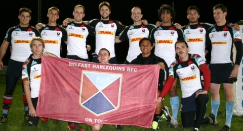 Belfast Harlequins RFC banner image 5