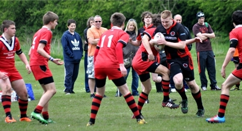 Accrington Panthers RLFC banner image 1