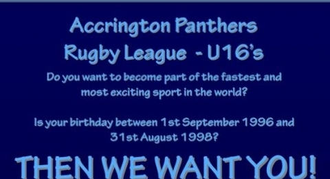 Accrington Panthers RLFC banner image 3