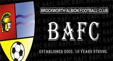 Brockworth Albion Football Club banner image 1