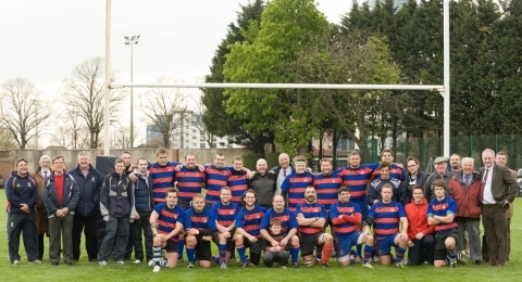 United Services Portsmouth RFC banner image 6
