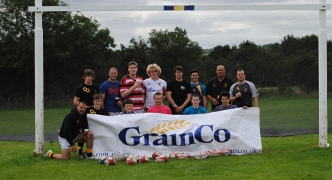 Alnwick Rugby Football Club banner image 2