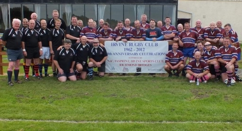 IRVINE RUGBY FOOTBALL CLUB banner image 10