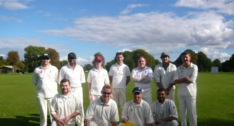 Pinkneys Green Cricket Club banner image 3