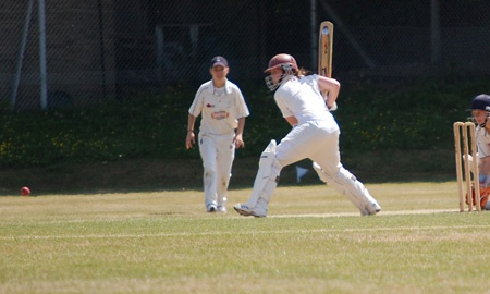 Purley Cricket Club banner image 2