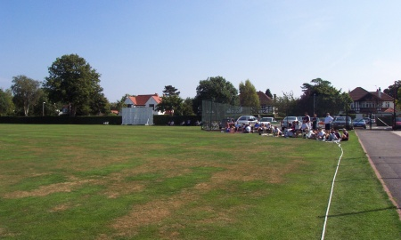 Purley Cricket Club banner image 3