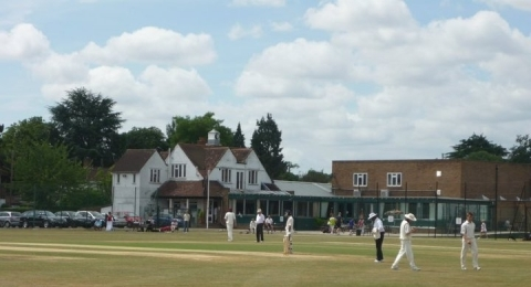 Purley Cricket Club banner image 5