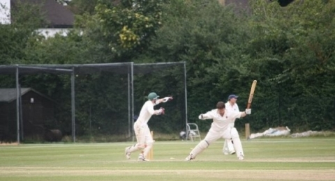 Purley Cricket Club banner image 4