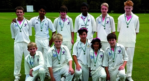Purley Cricket Club banner image 8