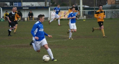 BROXBOURNE BOROUGH FC banner image 1