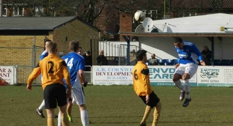 BROXBOURNE BOROUGH FC banner image 9