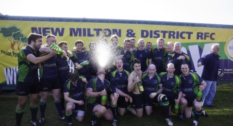 New Milton & District RFC NMRFC banner image 2