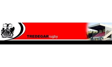 TREDEGAR MINI & JUNIOR RFC banner image 2