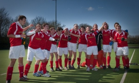 Yateley Hockey Club banner image 4
