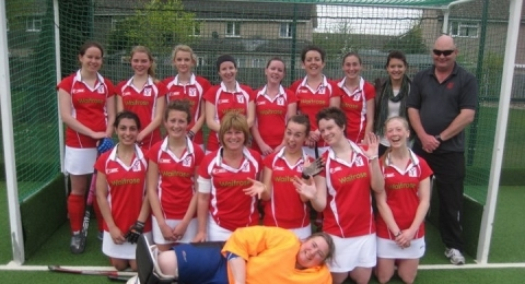 Yateley Hockey Club banner image 9