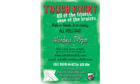 Hot Chillies - Touch Rugby banner image 3