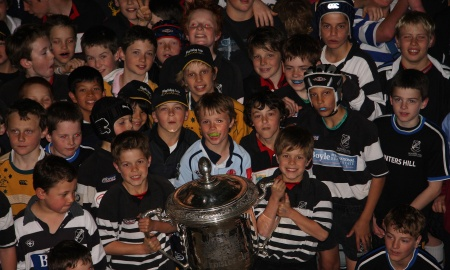 Hunters Hill Junior Rugby Club  banner image 8