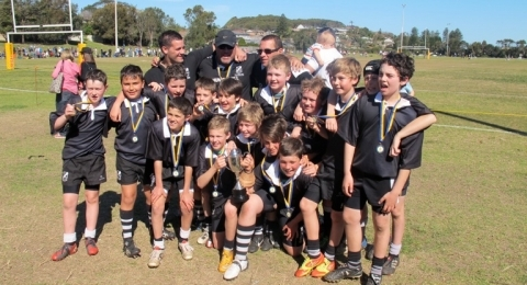Hunters Hill Junior Rugby Club  banner image 10