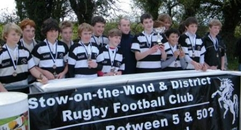 Stow on the Wold & District RFC banner image 4