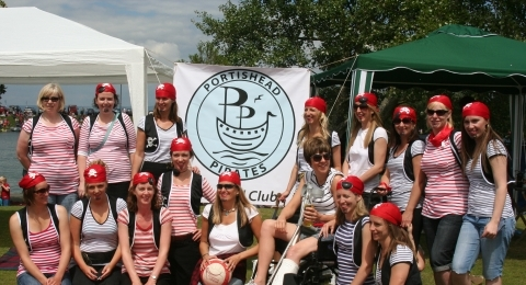Portishead Pirates banner image 7