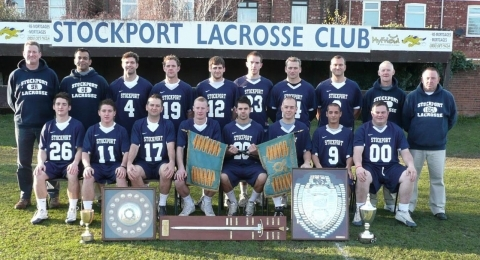 Stockport Lacrosse Club banner image 10