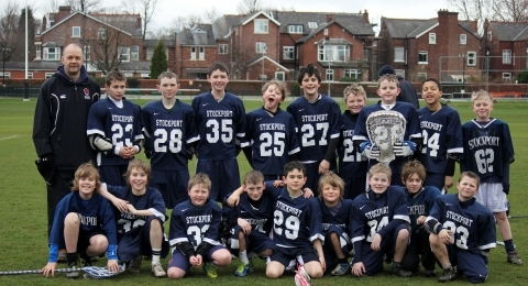 Stockport Lacrosse Club banner image 1
