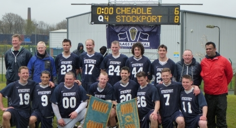 Stockport Lacrosse Club banner image 4