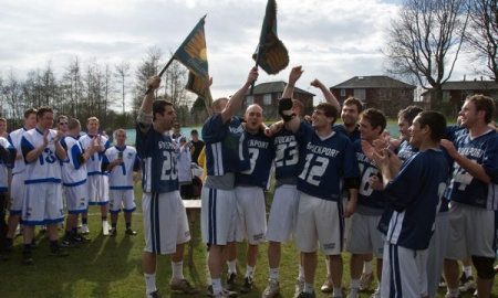Stockport Lacrosse Club banner image 5
