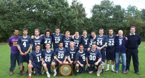 Stockport Lacrosse Club banner image 3