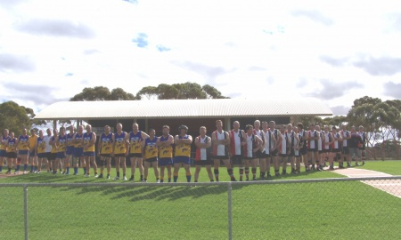 Kalgoorlie Masters Football Club banner image 2