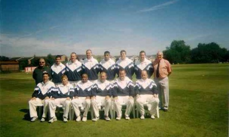 Woodbank Cricket Club banner image 8
