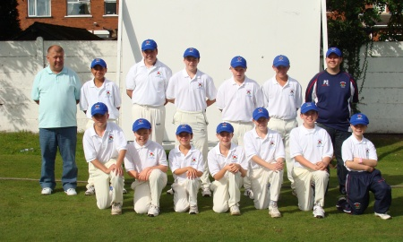 Woodbank Cricket Club banner image 1