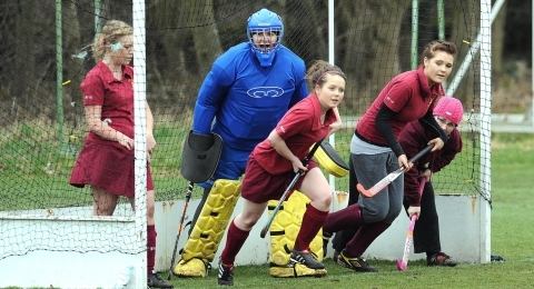 Irvine Ladies Hockey Club banner image 5