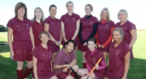 Irvine Ladies Hockey Club banner image 3