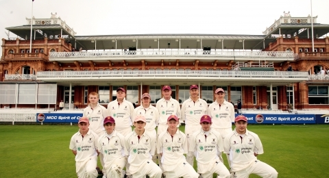 Woodhouses Cricket Club banner image 3