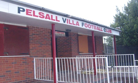 Pelsall Villa Football Club banner image 8
