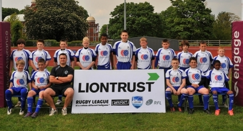 Staines Titans RLFC banner image 7