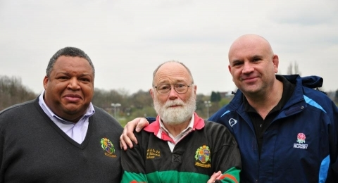 Harborne Rugby Football Club banner image 2